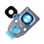 Samsung Galaxy A3 A320F, A5 A520F, A7 A720F Camera Cover with Lens in Blue