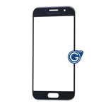 Samsung Galaxy A3 SM-A320 Glass Lens with Adhesive in Black