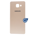 Samsung Galaxy A5 (2016), A510F Battery Cover in Gold