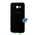 Samsung Galaxy A5 2017 SM-A520F Battery Cover in Black
