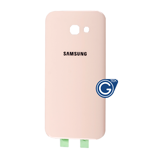 Samsung Galaxy A5 2017 SM-A520F Battery Cover in Pink