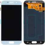 Genuine Samsung Galaxy A5 2017 (SM-A520F) Lcd with Touchpad in Blue - Samsung part no : GH97-19733C
