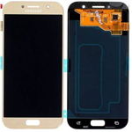 Genuine Samsung Galaxy A5 2017 (SM-A520F) Lcd with Touchpad in Gold - Samsung part no : GH97-19733B