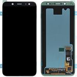 Genuine Samsung A6 2018 (A600) lcd and touchpad in black - part no: GH97-21897A