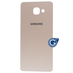 Samsung Galaxy A7 2016 SM-A710F Battery Cover in Gold