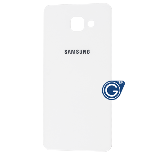 Samsung Galaxy A7 2016 SM-A710F Battery Cover in White