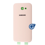 Samsung Galaxy A7 2017 SM-A720F Battery Cover in Pink