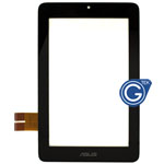 Asus MeMo Pad ME172V Digitizer Touchpad in Black ( 076c3-0718c )