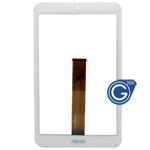 Asus Memo Pad 8 ME181C ME181 K011 Digitizer Touch Screen -White (8.0 inch) (076c3-0807B)