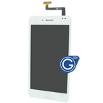 Asus PadFone 3 Infinity A80 LCD Screen Display with Digitizer Touch Panel in White