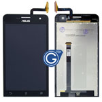Asus Zenfone 5 (5 inch) Complete lcd with touchpad in Black
