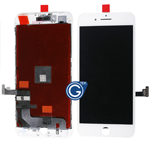 iPhone 8 Plus lcd and touchpad assembly in White - Compatible HQ