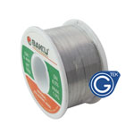 BAKU Advanced Soldering Wire, Lead Free Tin Silver Copper Solder Wire (0.5mm)
