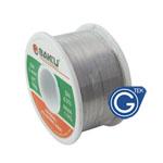 BAKU Solder Wire 0.6mm Lead Free Rosin Core Tin Silver Copper Solder Welding Wire Flux Roll