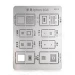 iPhone 3G/3GS CPU BGA Reballing Stencil