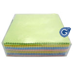 Best Brand Microfibre Mulitcolour Pack of 100pcs Cleaning cloth for lcd and general clean of phone