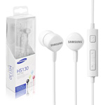 Genuine Samsung in-ear Headphones with Mic Volume Control in White (Retail Packed) - part no: EO-HS1303