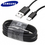 Genuine Samsung SM-G950/SM-G955 Galaxy S8 / S8+ Usb-C Cable Black -EP-DG950CBE- Bulk Packed