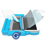 Automatic Screen Protector Fitting Machine For iPad and Tablets