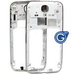 Samsung Galaxy S4 i9500 Center frame-D cover white