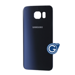 Samsung Galaxy S6 Edge Plus SM-G928 Battery Cover in Black Sapphire as OEM Quality