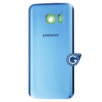 Samsung Galaxy S7 SM-G930 Battery Cover in Blue