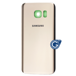 Samsung Galaxy S7 SM-G930 Battery Cover in Gold