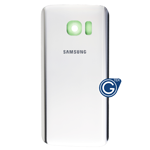 Samsung Galaxy S7 SM-G930 Battery Cover in Silver - Compatible part