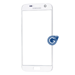 Samsung Galaxy S7 SM-G930 Glass Lens in White