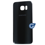 Samsung Galaxy S7 Edge SM-G935 Battery Cover in Black
