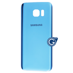 Samsung Galaxy S7 Edge SM-G935 Battery Cover in Blue