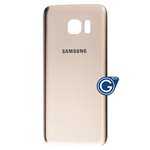 Samsung Galaxy S7 Edge SM-G935 Battery Cover in Gold