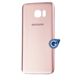 Samsung Galaxy S7 Edge SM-G935 Battery Cover in Rose Gold