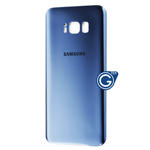 Samsung Galaxy S8 SM-G950 Battery Cover in Blue - Compatible part
