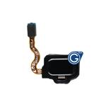 Samsung Galaxy S8 SM-G950, S8 Plus SM-G955 Fingerprint Sensor Flex in Black