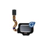 Samsung Galaxy S8 SM-G950, S8 Plus SM-G955 Fingerprint Sensor Flex in Silver
