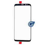 Samsung Galaxy S8 SM-G950F Glass Lens in Black