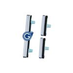 Samsung Galaxy S8 SM-G950, S8 Plus SM-G955 Side Button Set in Blue