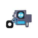 Samsung Galaxy S8 SM-G950F Camera Lens in Grey 2pcs Set