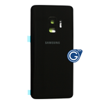 Samsung Galaxy S9 SM-G960F Battery Cover in Black