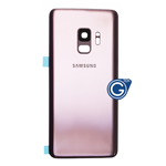 Samsung Galaxy S9 SM-G960F Battery Cover in Purple