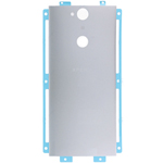 Genuine Sony Xperia XA2 Plus SS Battery Cover Assembly in Silver - Part no 78PC5200020