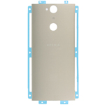 Genuine Sony Xperia XA2 Plus SS Battery Cover Assembly in Gold - Part no 78PC5200030