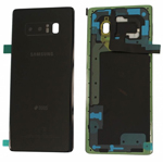 Genuine Samsung SM-N950FD Galaxy Note 8 DUOS Battery Cover in Black - Part no: GH82-14985A