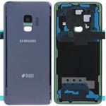 Genuine Samsung SM-G960F Galaxy S9 Duos Back Cover in Blue - Samsung part no: GH82-15875D