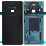 Genuine Samsung SM-N960 Galaxy Note 9 Battery Cover Black - Samsung Part no: GH82-16920A