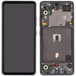 Genuine Samsung Galaxy SM-A516 ( A51 5G) lcd and touchpad in black - GH82-23100A