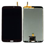 Genuine Samsung SM-T310 Galaxy Tab 3 8.0 Complete Lcd with Digitizer in Black- Samsung part no: GH97-14790D