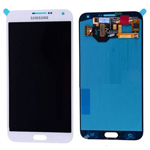 Genuine Samsung Galaxy E7 (E700) lcd and touchpad in Blue - Part no: GH97-17227D