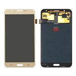 Genuine Samsung SM-J700 Galaxy J7 Complete Lcd with Digitizer in Gold- Samsung part no: GH97-17670B